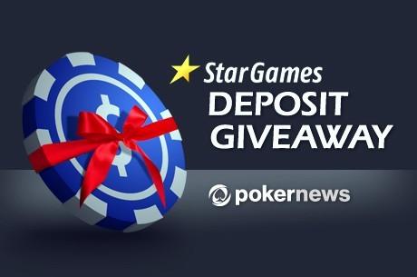 Kapd el a gamblereket: meghosszabbítottuk a €20-os StarGames ajándék akciót