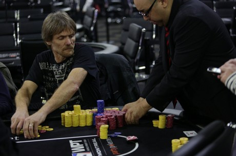 2013 partypoker WPT Montreal Day 3: Sylvain Siebert Leads Final 18