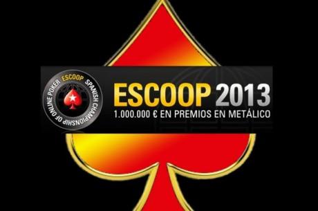 Las ESCOOP de PokerStars.es llegan a su ecuador