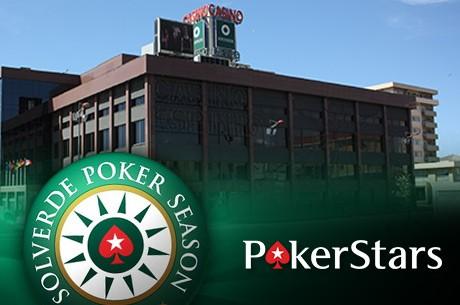 Main Event PokerStars Solverde Poker Season Arranca Hoje às 20:00
