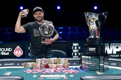 Derrick Rosenbarger gana el partypoker World Poker Tour Montreal (500.824$)