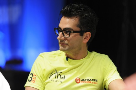 2013 WPT Doyle Brunson Five Diamond Day 1: More Magic for Esfandiari?