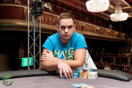 Damian Miziński zajmuje 4 miejsce podczas Unibet Open Ryga - €25,035! Feenstra z tytułem!