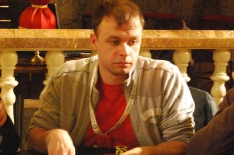 """""""Eurekos"""" pokerio ture - puikus Mindaugo Šimkaus startas"""
