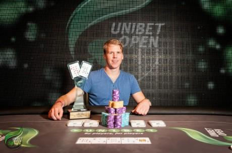 Rens Feenstra Wins Unibet Open Riga for $103,084