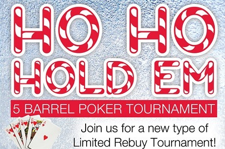 Ho Ho Hold'em Tournament Gives Back to Players