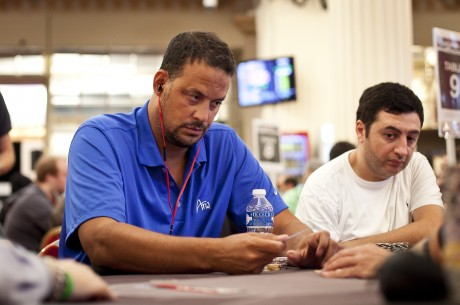 2013 WPT Doyle Brunson Five Diamond Day 4: Bubble Bursts; Bellande Leads Final 21