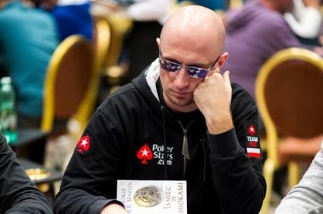 "Eureka Poker Tour Praga: Marcin ""Góral"" Horecki wśród chip leaderów! 23 Polaków..."