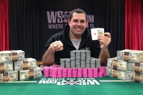 Joseph LaPinta Wins World Series of Poker Circuit Harrah's Atlantic City for $182,070