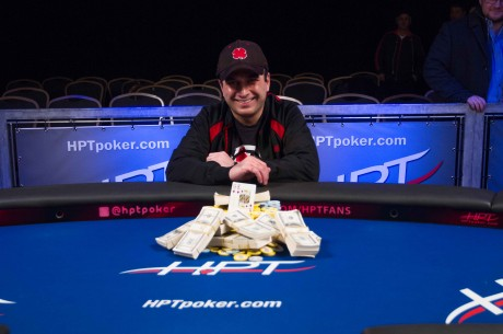 Eddie Ochana Wins Heartland Poker Tour Majestic Star Casino Hotel for $152,477
