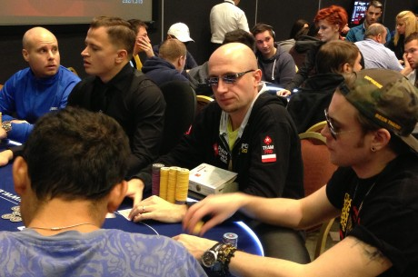 "Eureka Poker Tour Praga: ""Góral"" wysoko po Dniu 2, Stuchlik i Michalak w grze..."
