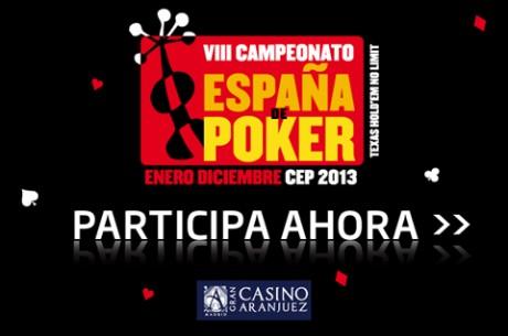 El Campeonato de España de Póker pone su broche de oro en Aranjuez
