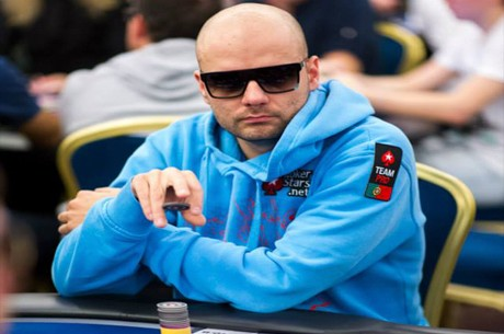 Henrique Pinho Foi 134º (€2,050) no ME Eureka Poker Tour & Está ITM no Evento #10