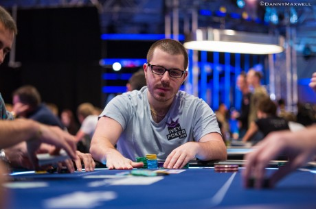 Dan Smith Lidera Final Table do WPT Doyle Brunson Five Diamond em Las Vegas