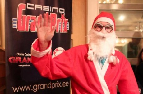 Homsel pokkerimängijate jõulupeol on enam kui 2000 euro väärtuses kingitusi!