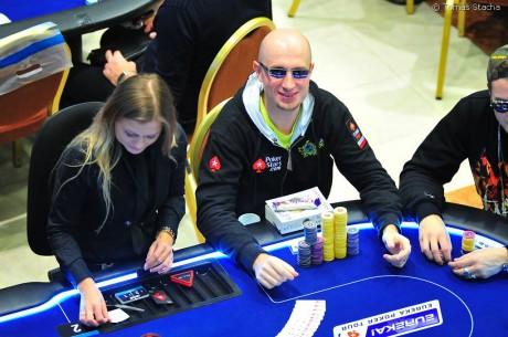 "Eureka Poker Tour Praga: ""Góral"" zagra na Final Table! Stuchlik kończy na 17..."