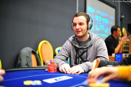 Ami Barer Líder da Final Table do Eureka Poker Tour