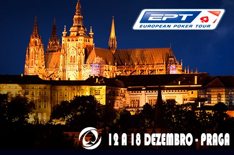 Live Report PokerNews: Main Event PokerStars European Poker Tour Praga Arranca Hoje