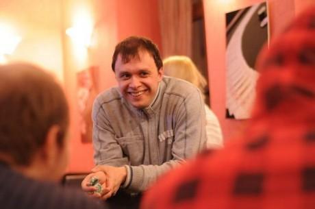 """Didžiausiame """"Eurekos"""" pokerio turnyre Mindaugas Šimkus tenkinosi 23-ąja vieta"""