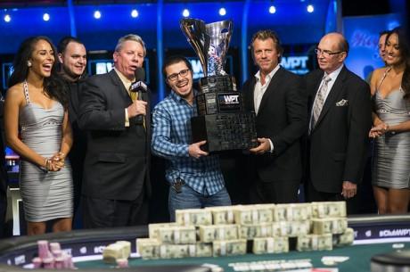 Dan Smith venceu o WPT Doyle Brunson Five Diamond 2013 ($1,161,135)
