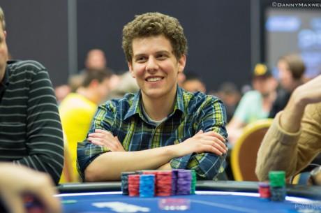 PokerStars.com EPT Prague Main Event Dzień 1A: Georgescu liderem, kilkunastu Polaków gra...