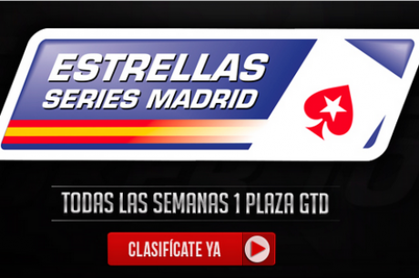 ¡Juega el Estrellas Poker Tour gratis con Casino Gran Madrid online!