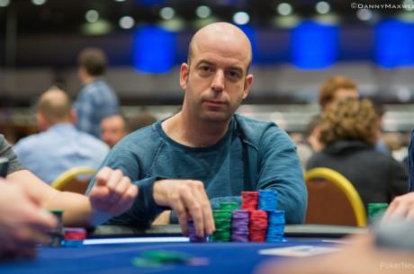 PokerStars.com EPT Prague Main Event Day 1b: Amir Lehavot Leads Record-Breaking Field