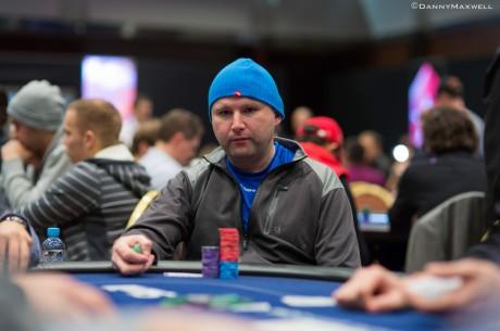 PokerStars.com EPT Prague Day 1b: Ciaran Burke Leads UK & Irish Army