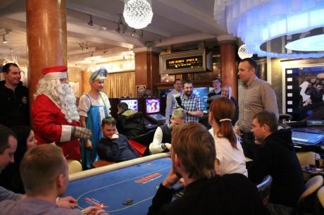 Pokernews Live'il peeti jõulupidu, turniiri võitis taas Uku Valner