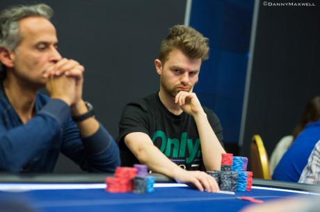 PokerStars.com EPT Prague Day 2: Sebastian Saffari Sixth in Chips