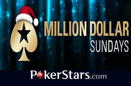 Millions Dollar Sunday na PokerStars - Storm ($11) e Sunday 500 com $1,000,000 Garantido