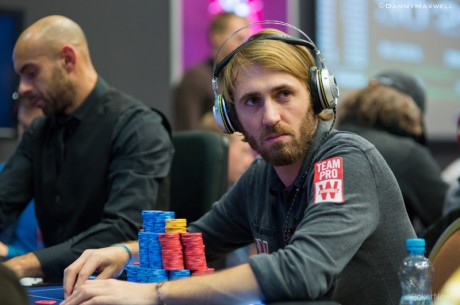 PokerStars.com EPT Prague Main Event Day 3: Lacay & Schemion Headline Final 61