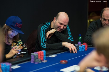 PokerStars.com EPT Prague Day 3: Chidwick, Kamel, Silver and Burke Still in Contention