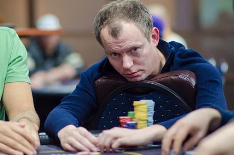 2013 bwin World Poker Tour Praha, den 1a: Firsau vede; Scott je druhý