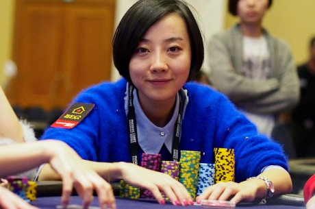 2013 World Poker Tour Korea Day 1a and 1b: Zhu Ya Xi Leads