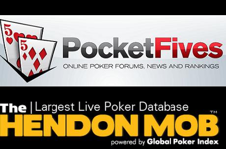 Las fuentes de datos de póker se unen: Pocket Fives llega a un acuerdo con The Hendon Mob