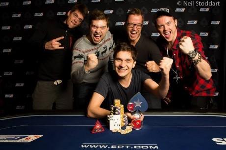 Jakub Michalak wygrywa side event podczas EPT w Pradze i zgarnia €119,100.00!