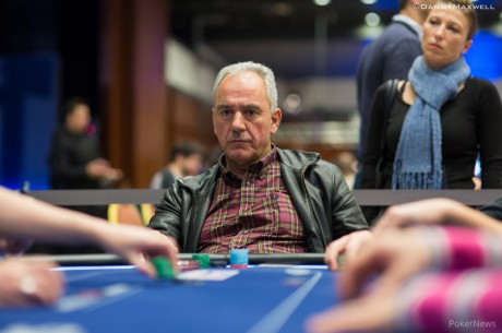 PokerStars.com EPT Prague €10,000 High Roller Day 1: Karakousis Leads as Field Shatters...