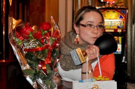 Eesti naiste pokkeriliiga 2013 võitis Kairit Laast