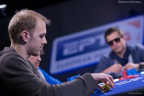 PokerStars.com EPT Prague Main Event: Ο Γιώργος Σωτηρόπουλος στο...