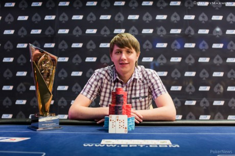 Ivan Soshnikov Defeats Olivier Busquet to Win EPT Prague High Roller for €382,050