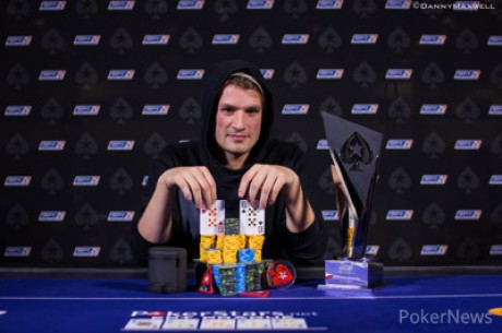 EPT Prague Main Event, День 6: победитель Джулиан Трэк