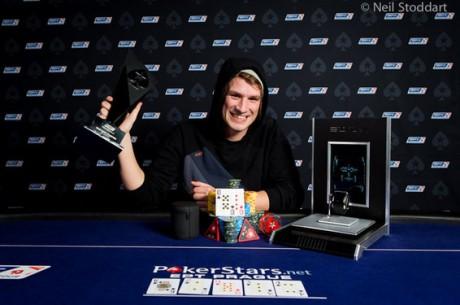 Rekordeid purustanud Praha EPT põhiturniiri võitja Julian Track teenis 725 700 eurot