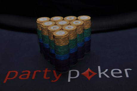 partypoker WPT National UK Milton Keynes: Christopher Thomson Leads