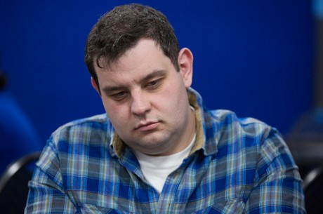 Ryan Spittles Sixth in Chips in the WPT Prague Main Event