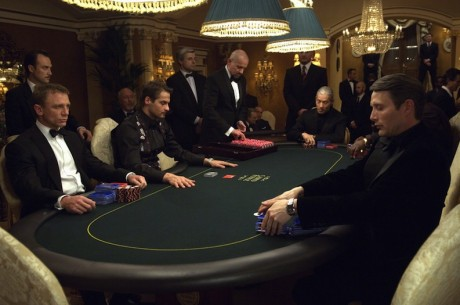 Poker on Film: Casino Royale