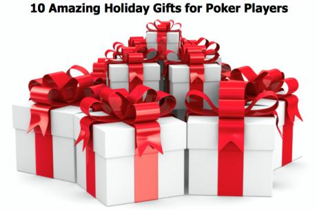 10 φανταστικά δώρα για παίκτες πόκερ