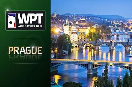 Gintaras Šimaitis pasiekė World Poker Tour Prague finalinį stalą!