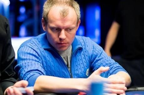 2013 bwin World Poker Tour Prague Day 4: Belarusian Vasili Firsau Leads Final Table