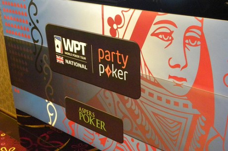 Final Table Set at partypoker WPT National Milton Keynes